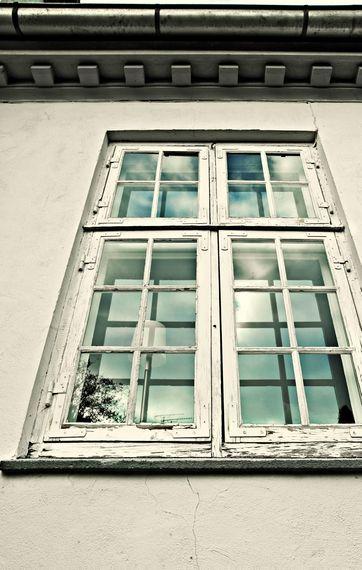 Typiske skader på vinduer og døre af træ