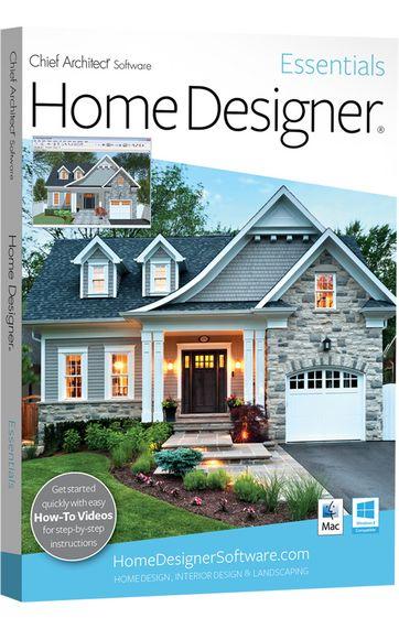 Tegneprogrammer til haven for Arkitekt design home